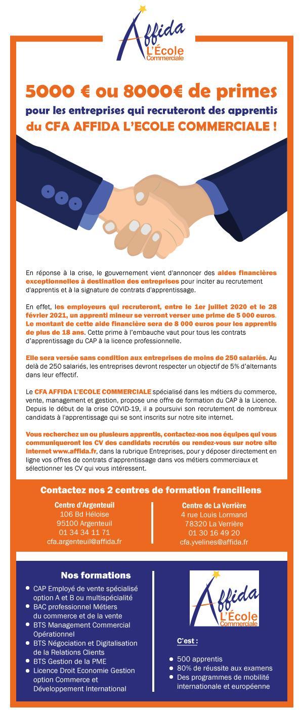 Aides CFA AFFIDA